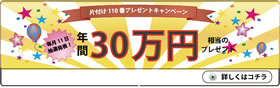 【ご依頼者さま限定企画】鹿児島片付け110番毎月恒例キャンペーン実施中!