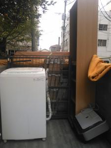 鹿児島市内のマンションで不用品回収ご依頼のビフォー写真