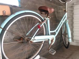 鹿児島市で自転車の回収
