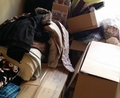 鹿児島市でベッドやタンスなどの回収!2tトラック積み放題パックでご対応させていただきました!