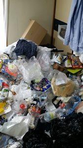 薩摩川内市にて大量の家庭ごみの回収!綺麗に片付いてご満足いただけました!