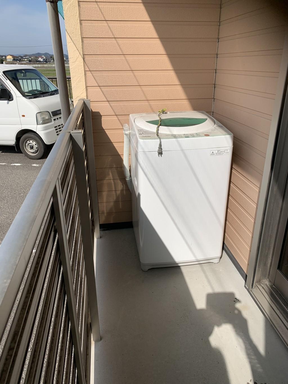 【霧島市】洗濯機と自転車の出張不用品回収・処分ご依頼 お客様の声