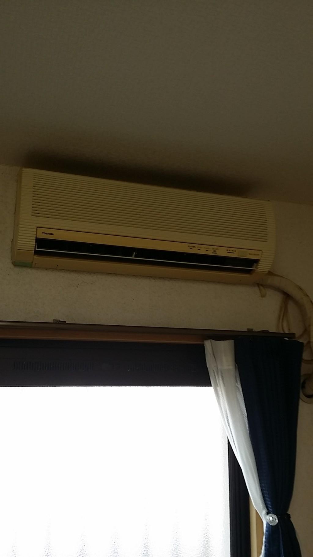【霧島市】エアコンの取り外しと回収・処分のご依頼 お客様の声