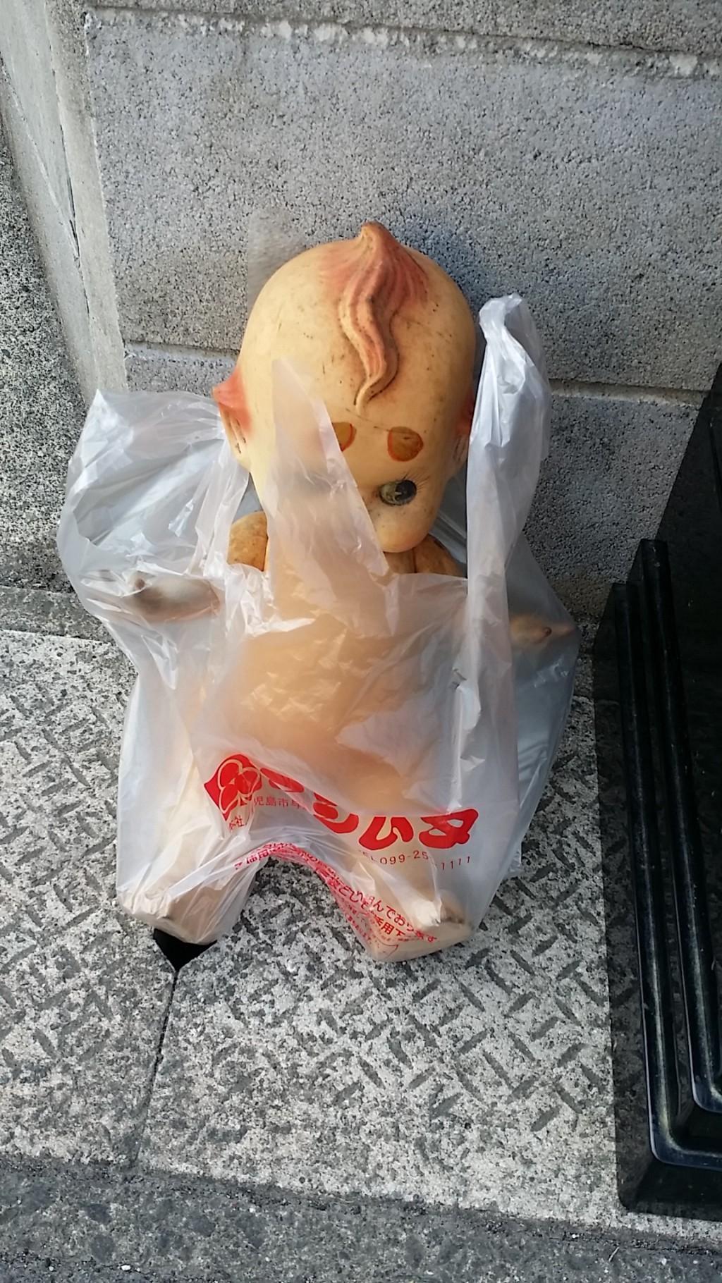 【鹿児島市】仏壇、人形の処分☆しっかり供養もしてくれたとお喜びいただけました!