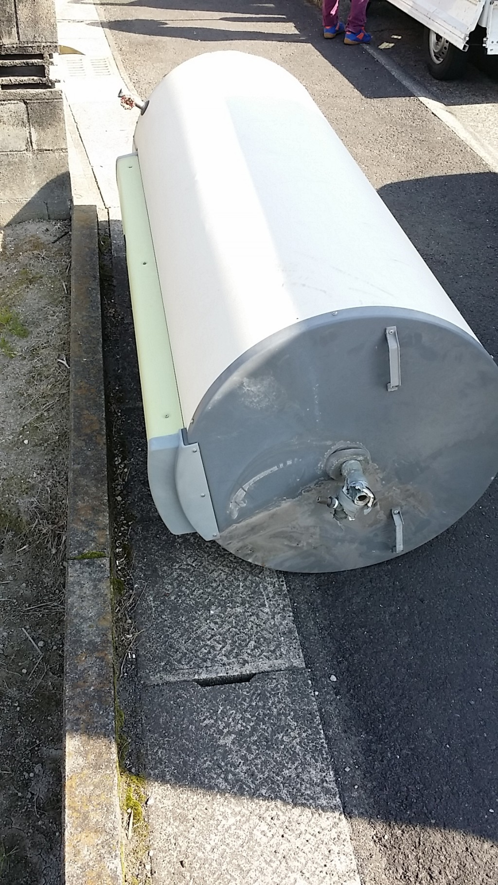 【阿久根市】電気温水器の不用品回収・処分ご依頼 お客様の声