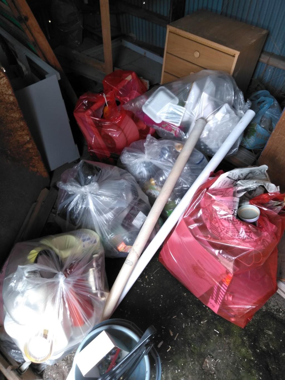 【姶良市】家の不用品・ごみの回収・処分ご依頼 お客様の声