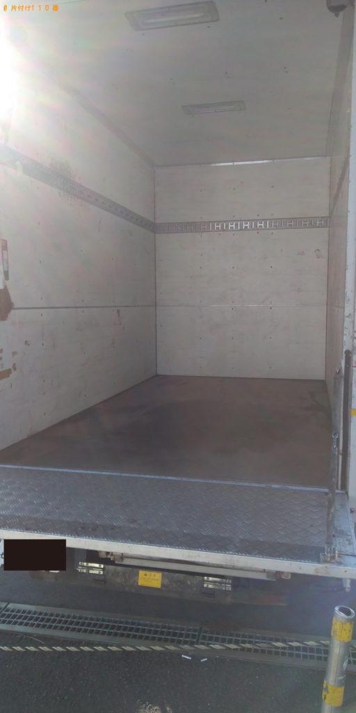 【霧島市】冷蔵庫、電子レンジ、シングルベッドなどの出張不用品回収・処分ご依頼