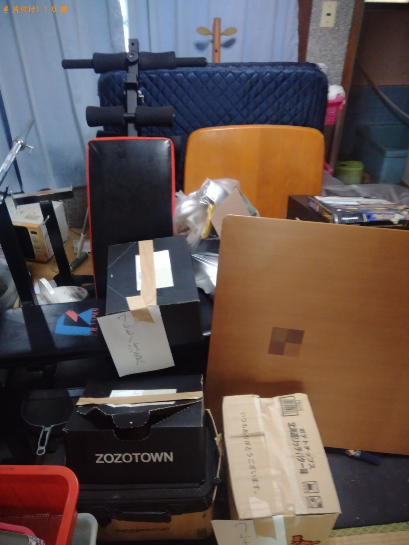 【霧島市】本棚、布団、ラックの回収・処分ご依頼 お客様の声