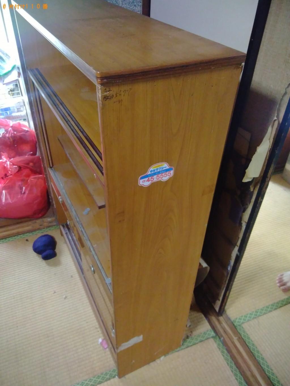【霧島市】遺品整理に伴い本棚、布団、ラックの回収・処分ご依頼 お客様の声