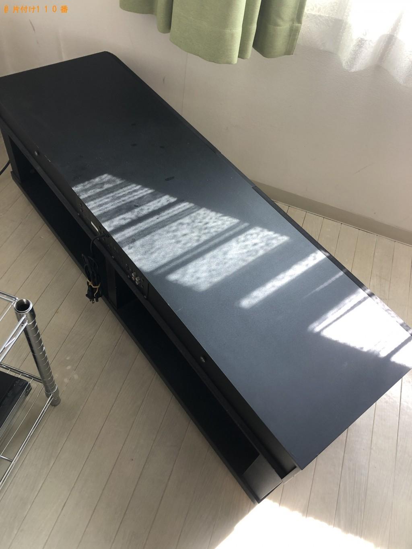 【鹿児島市】こたつ、シングルベッド、テレビ台等の回収・処分ご依頼
