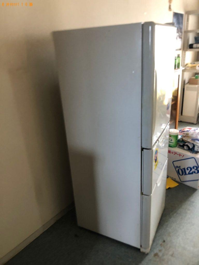 【鹿屋市】遺品整理に伴い冷蔵庫、洗濯機、家具の回収・処分ご依頼 お客様の声