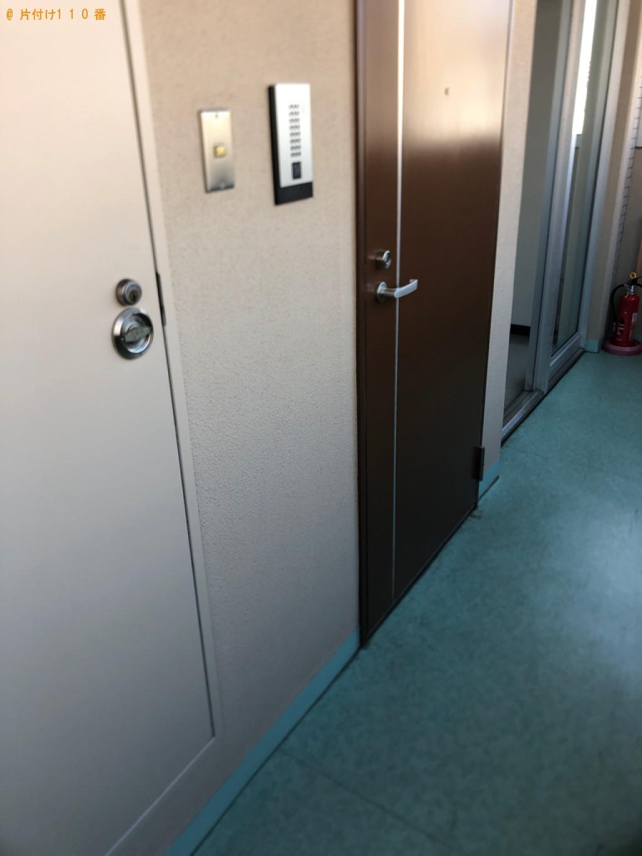 【鹿児島市】冷蔵庫、洗濯機、クローゼット等の回収・処分 ご依頼