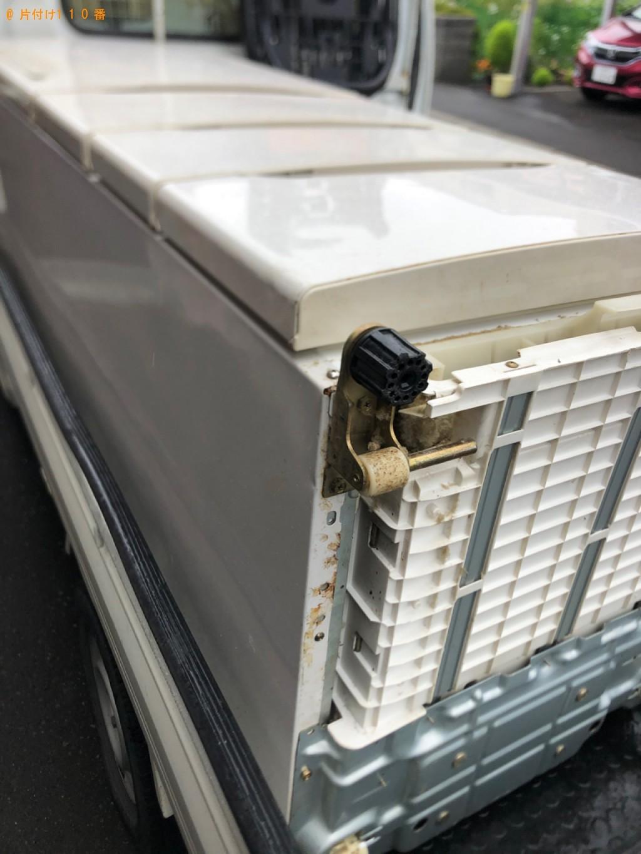 【薩摩川内市】冷蔵庫の回収・処分ご依頼 お客様の声
