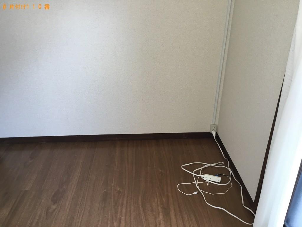 【鹿屋市】エアコン、パソコン、簡易ソファー等の回収・処分ご依頼
