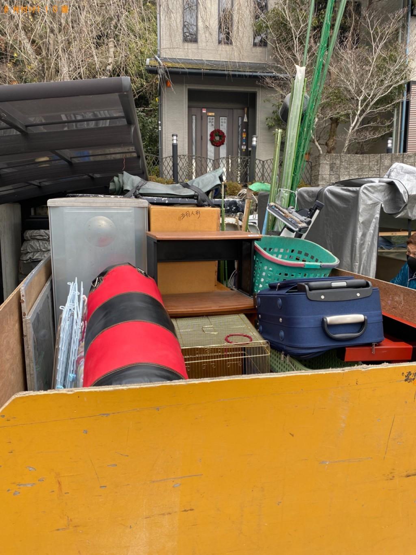 【鹿児島市】冷蔵庫、学習机、布団、スポーツ用品、一般ごみ等の回収