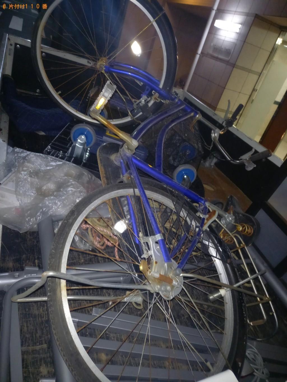 【鹿児島市】自転車の回収・処分ご依頼 お客様の声