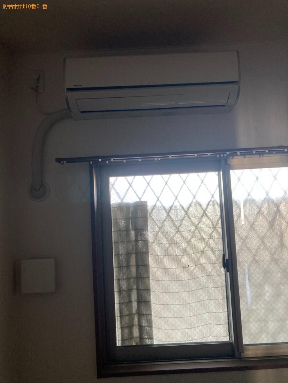 【鹿児島市】エアコンの取り外しと回収・処分ご依頼 お客様の声