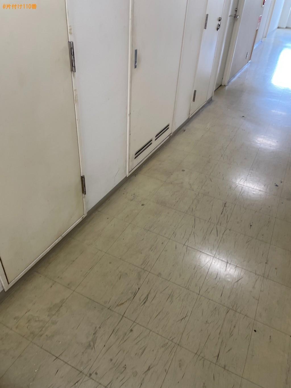冷蔵庫、シングルベッド、カラーボックス、ラック等の回収・処分